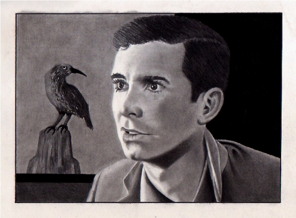Anthony Perkins by depo